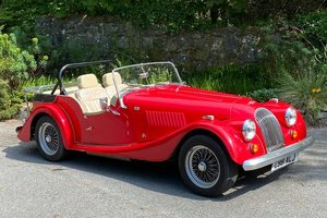 1986 Morgan Plus 4 Four Seater.