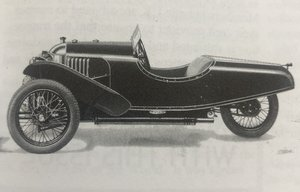 Picture of 1929 Morgan 3 Wheeler Aero Runabout JAP 1100 LTOW