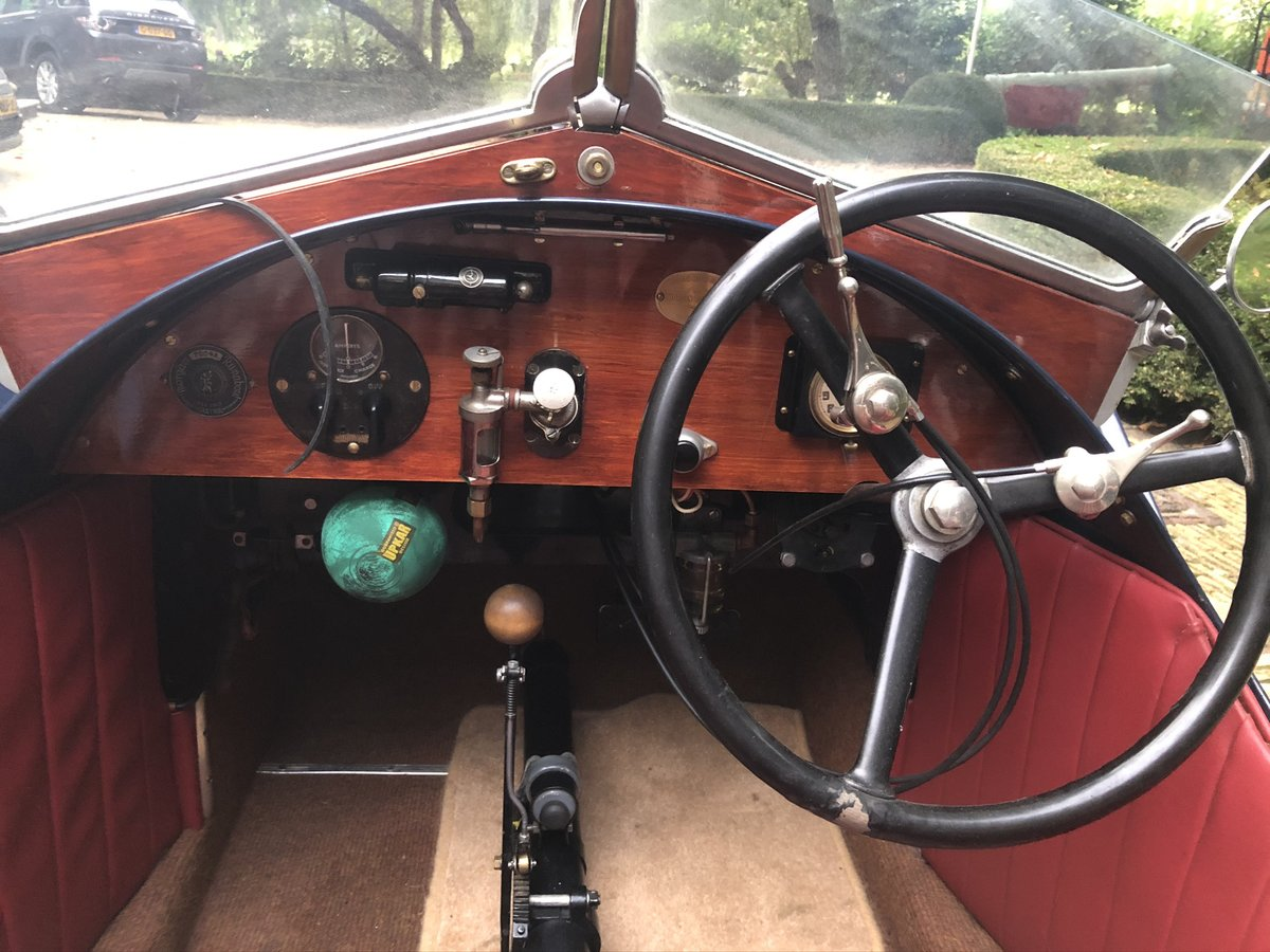 1929 Morgan 3 Wheeler Aero Runabout JAP 1100 LTOW For Sale (picture 4 of 6)