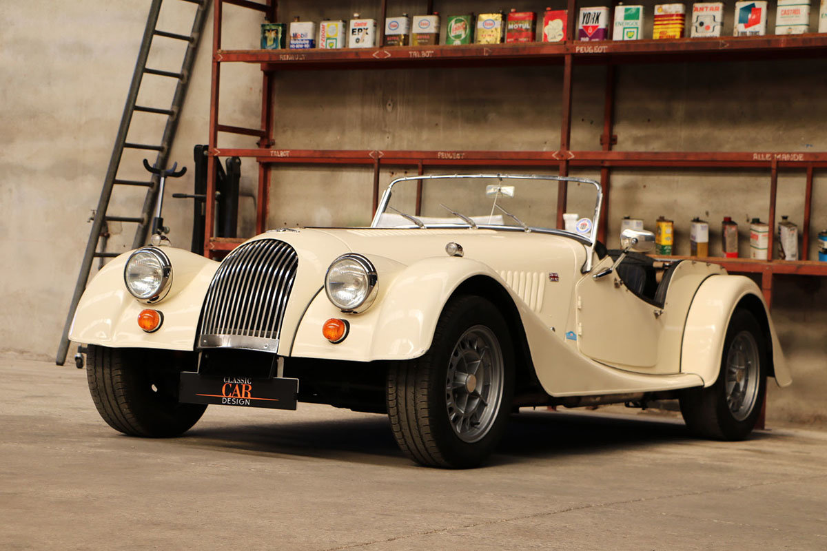 Picture of 1982 Very nice Morgan Plus 8 RHD For Sale