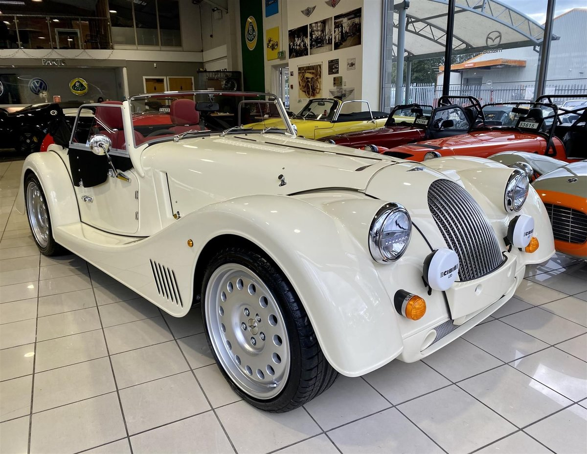 2020 Morgan Plus 6 3.0 For Sale (picture 1 of 6)