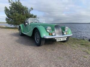 Morgan Plus 8 RHD with Rollcage