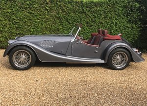 Picture of 2017 Morgan Roadster.