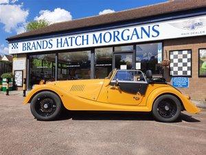Morgan Plus Four. Unregistered.