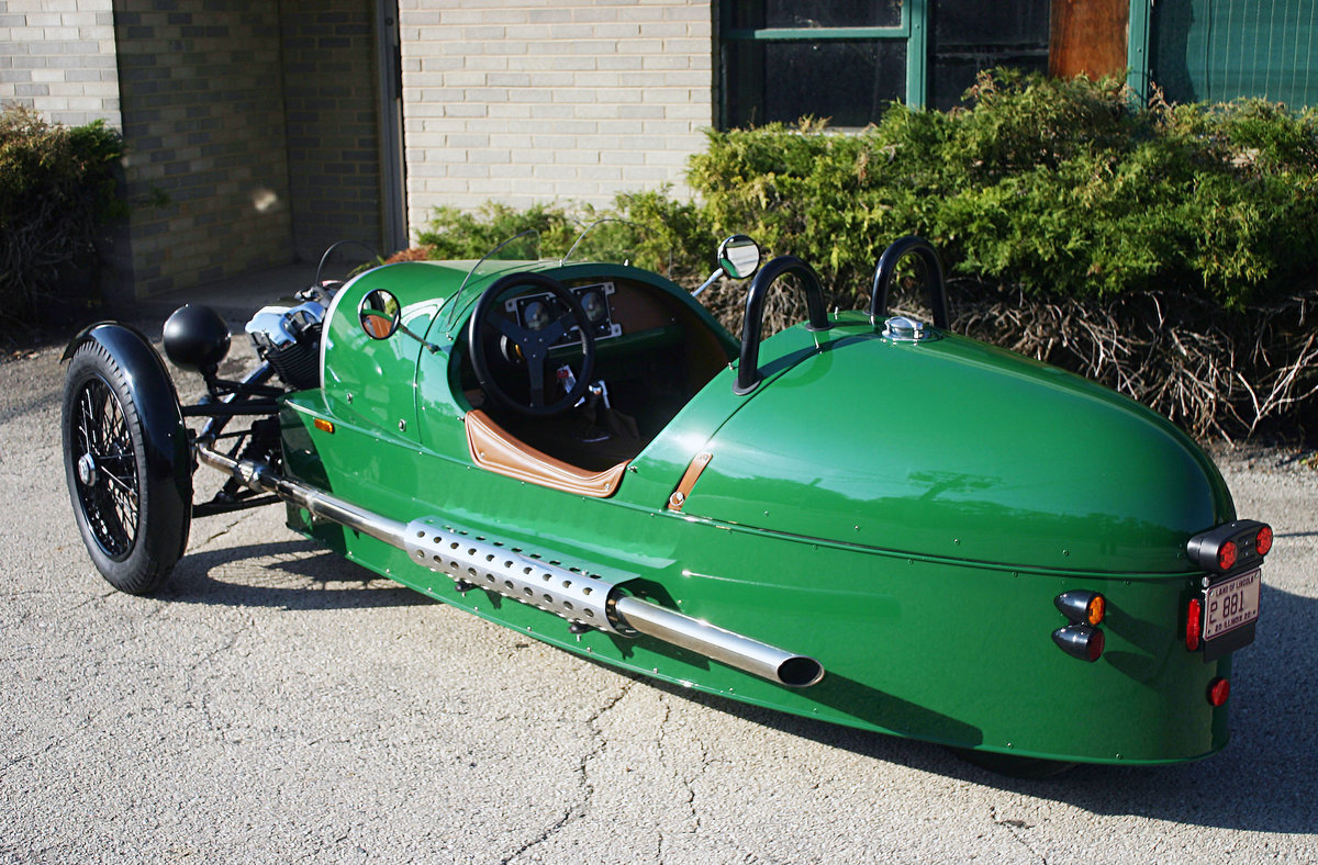 2013 Morgan 3 Wheeler For Sale (picture 2 of 6)