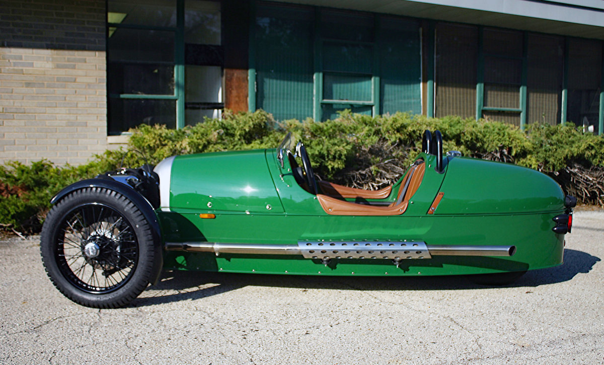 2013 Morgan 3 Wheeler For Sale (picture 3 of 6)