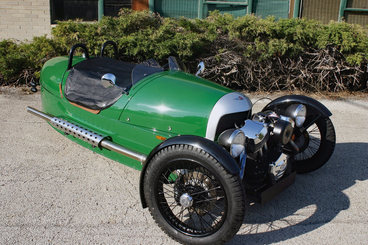 2013 Morgan 3 Wheeler For Sale (picture 4 of 6)
