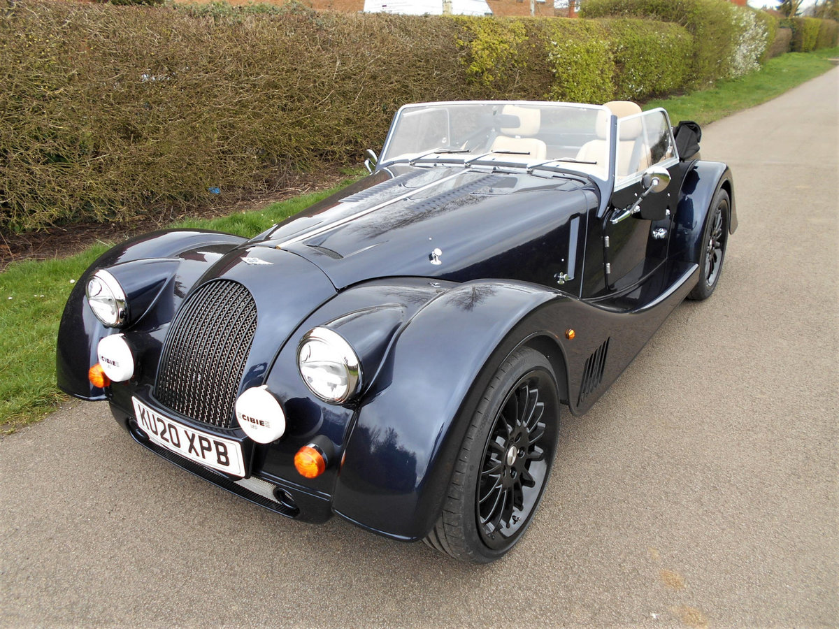 2020 Morgan Plus Six Automatic SOLD (picture 1 of 13)