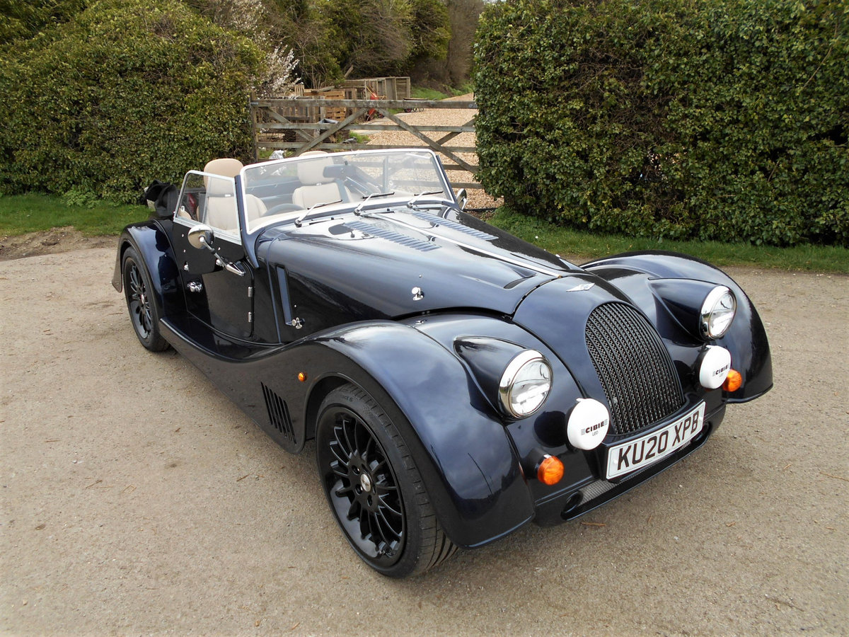 2020 Morgan Plus Six Automatic SOLD (picture 2 of 13)