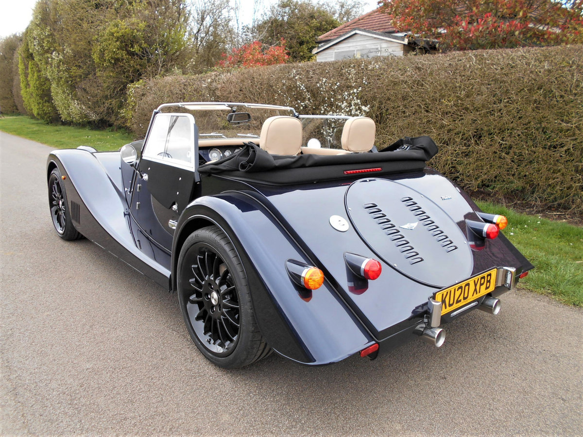 2020 Morgan Plus Six Automatic SOLD (picture 3 of 13)
