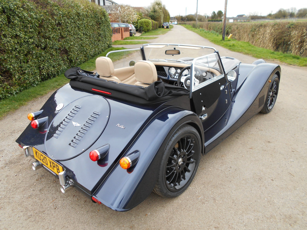 2020 Morgan Plus Six Automatic SOLD (picture 4 of 13)