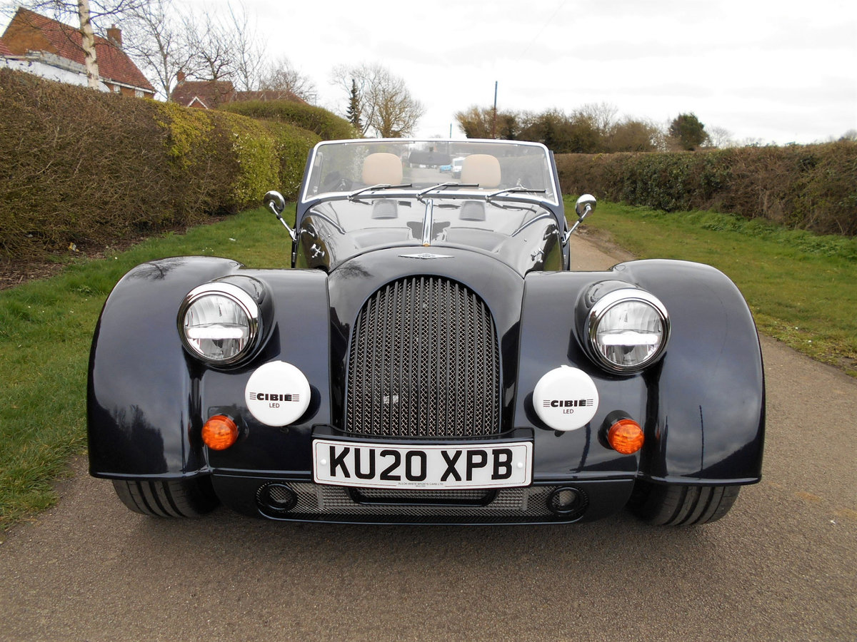 2020 Morgan Plus Six Automatic SOLD (picture 8 of 13)