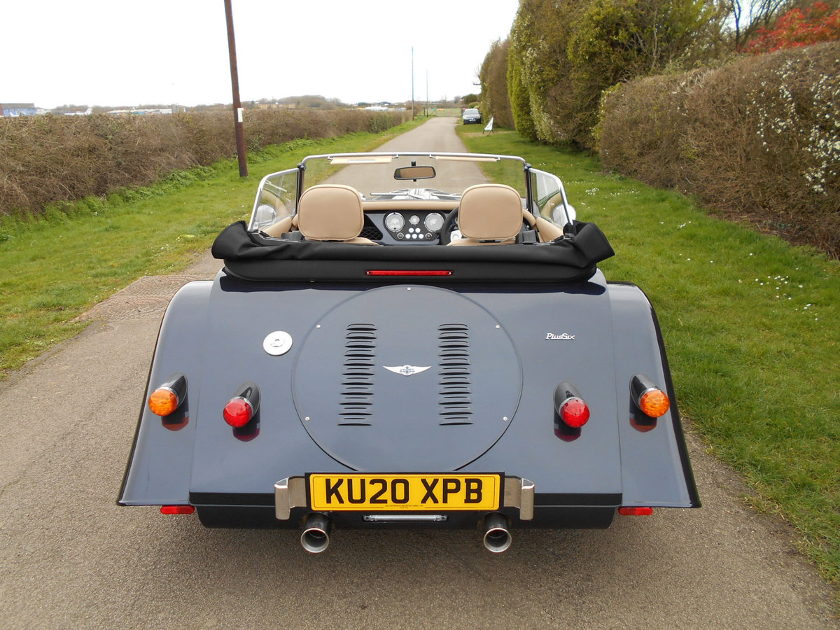 2020 Morgan Plus Six Automatic SOLD (picture 9 of 13)