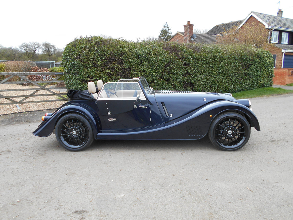 2020 Morgan Plus Six Automatic SOLD (picture 10 of 13)