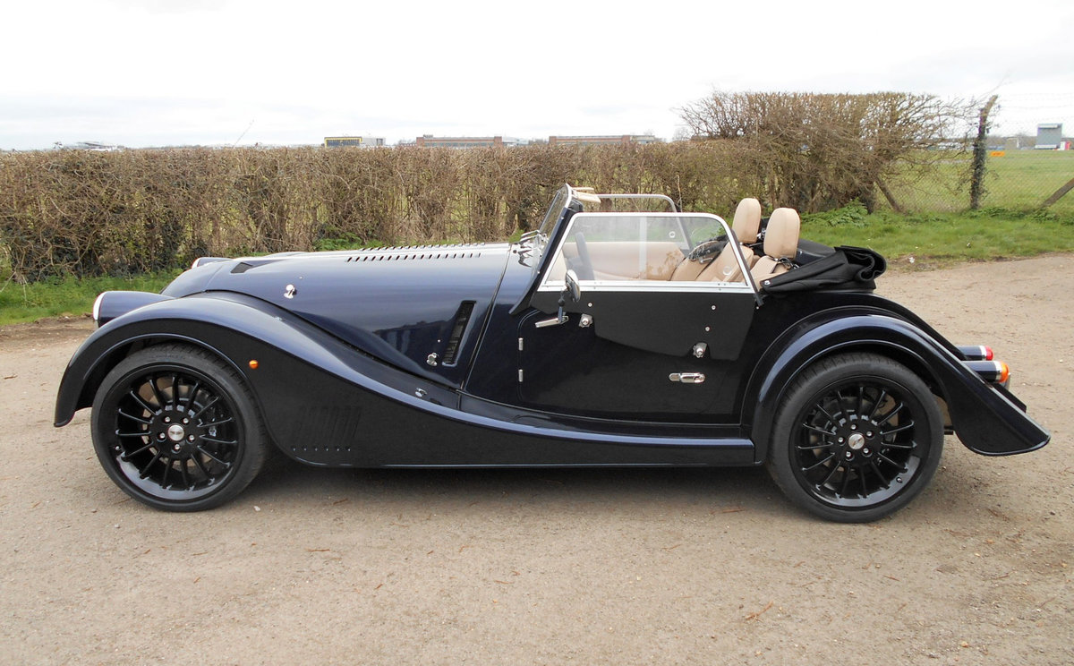 2020 Morgan Plus Six Automatic SOLD (picture 11 of 13)