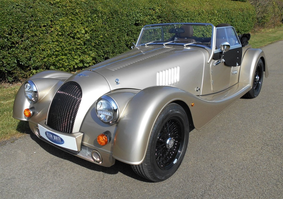 2020 NEW Morgan Plus Four Automatic For Sale (picture 1 of 20)
