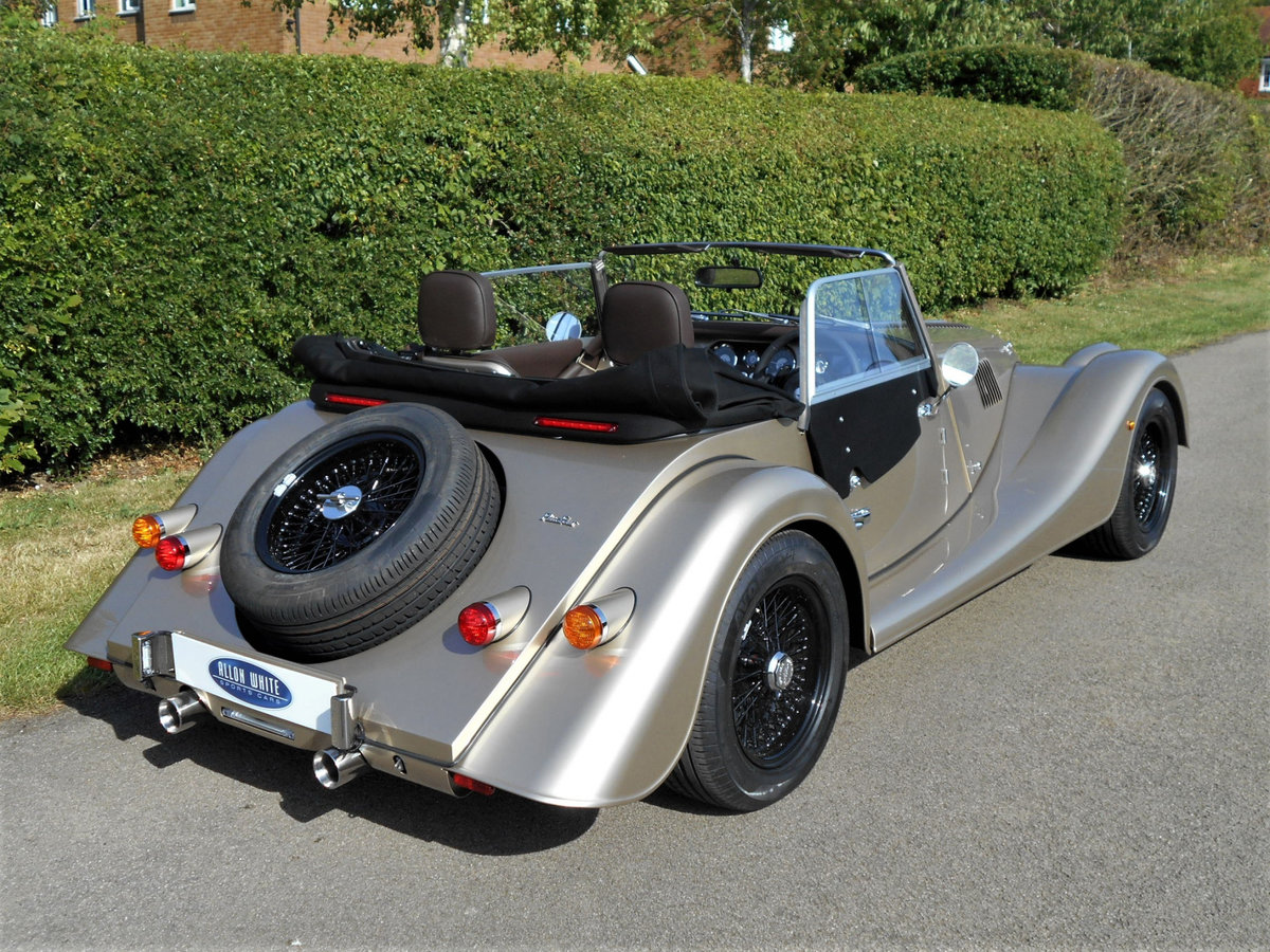 2020 NEW Morgan Plus Four Automatic For Sale (picture 4 of 20)