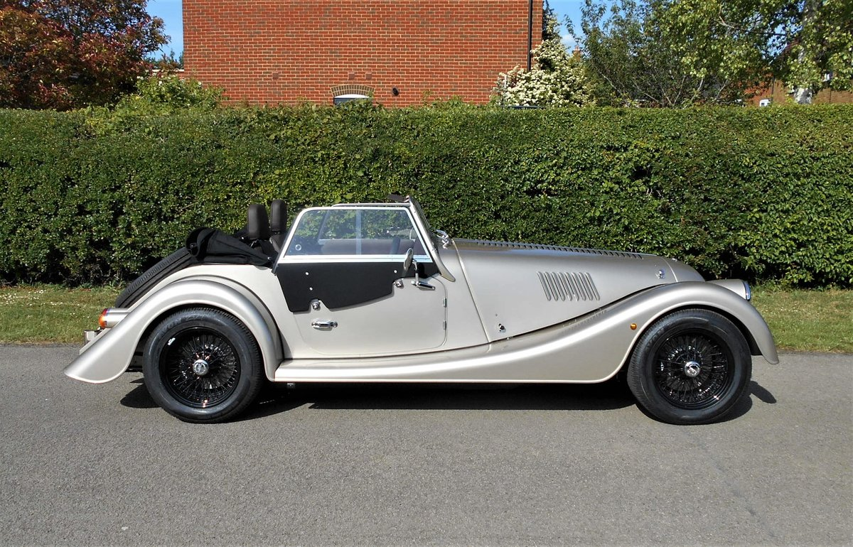 2020 NEW Morgan Plus Four Automatic For Sale (picture 5 of 20)