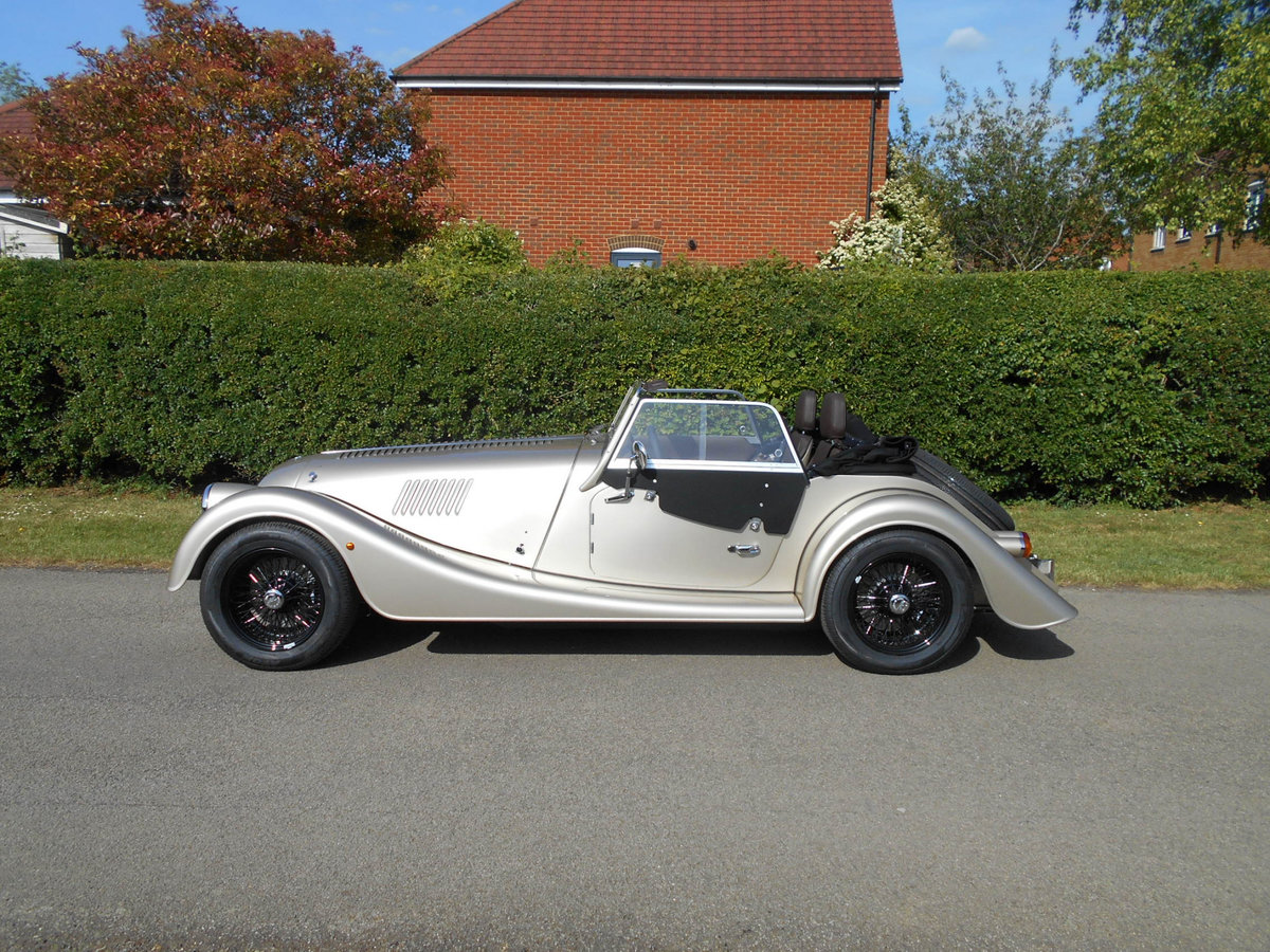 2020 NEW Morgan Plus Four Automatic For Sale (picture 6 of 20)