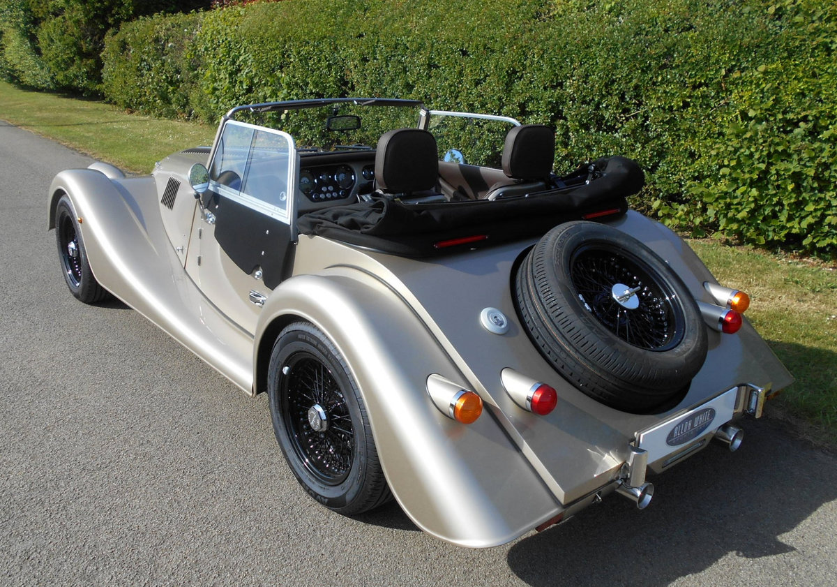 2020 NEW Morgan Plus Four Automatic For Sale (picture 7 of 20)