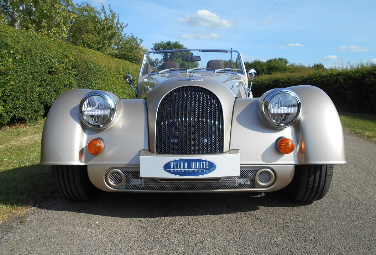 2020 NEW Morgan Plus Four Automatic For Sale (picture 9 of 20)