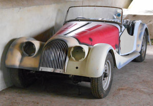 Picture of 1962 Morgan 2 seater 4/4