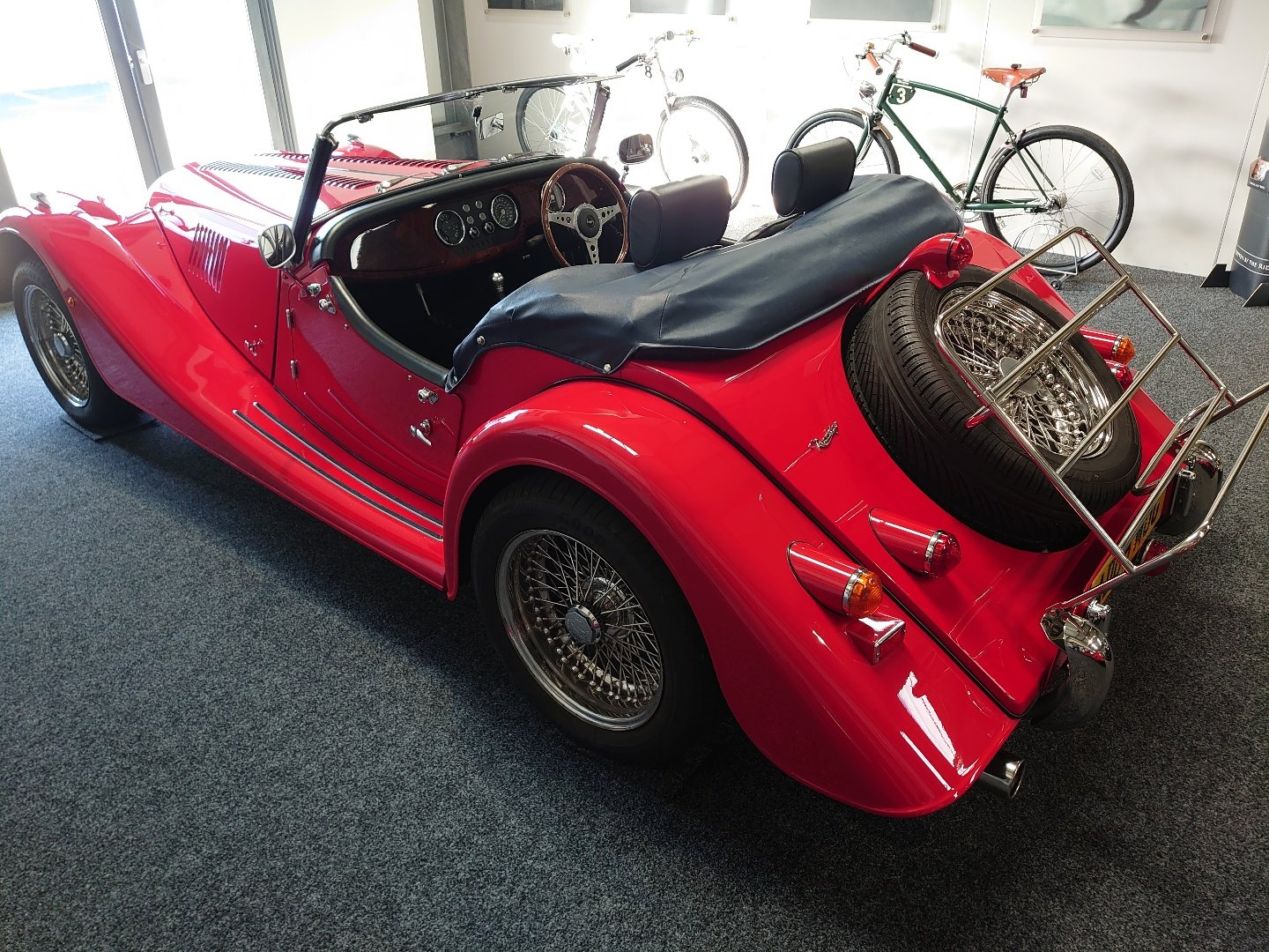 2008 Morgan Roadster For Sale (picture 2 of 6)