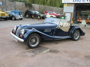 Picture of 1990 Morgan Plus 4 2 Seater.