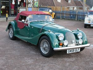 Picture of 2008 Morgan 4/4 2 Seater.  For Sale