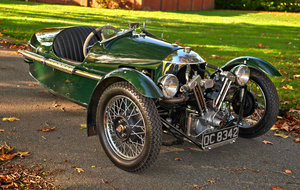 Picture of 1934 Morgan 3 Wheeler JAP Super Sports 3 speed