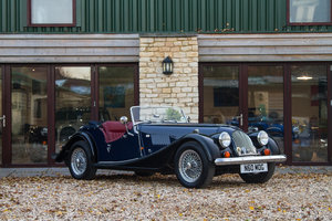 Picture of 1996 Morgan 4/4 1.8 Ztek - 2 Tone Sport Blue / Sport Black  For Sale