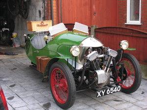 Picture of 1925 Aero Morgan 2 speeder.