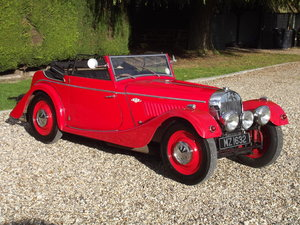 Picture of 1948 Morgan 4/4 Drop Head Coupe SOLD
