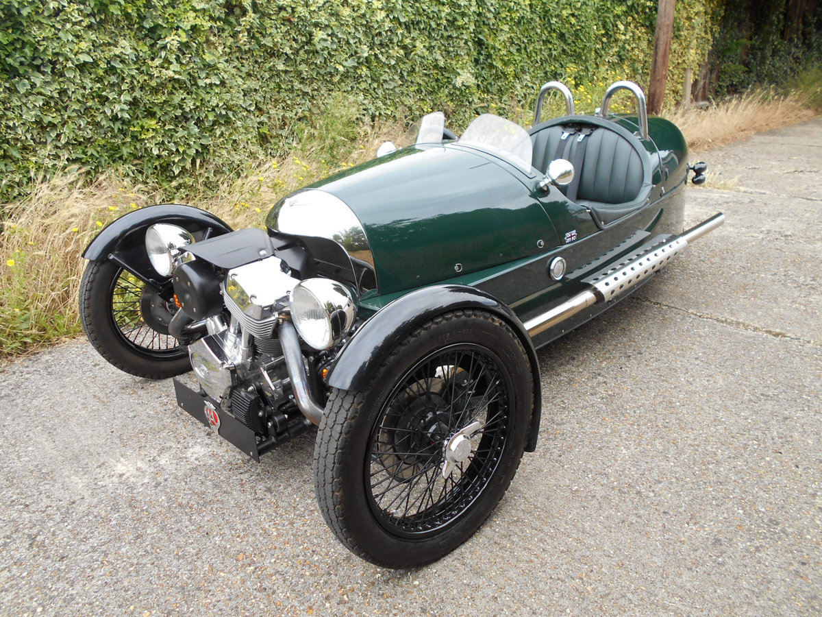 2012 Morgan 3 Wheeler For Sale (picture 1 of 12)
