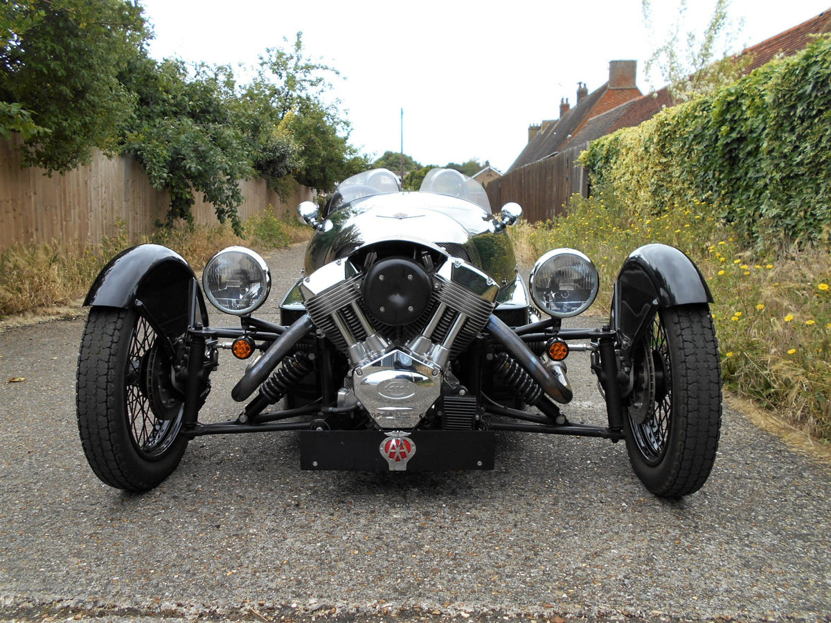 2012 Morgan 3 Wheeler For Sale (picture 8 of 12)