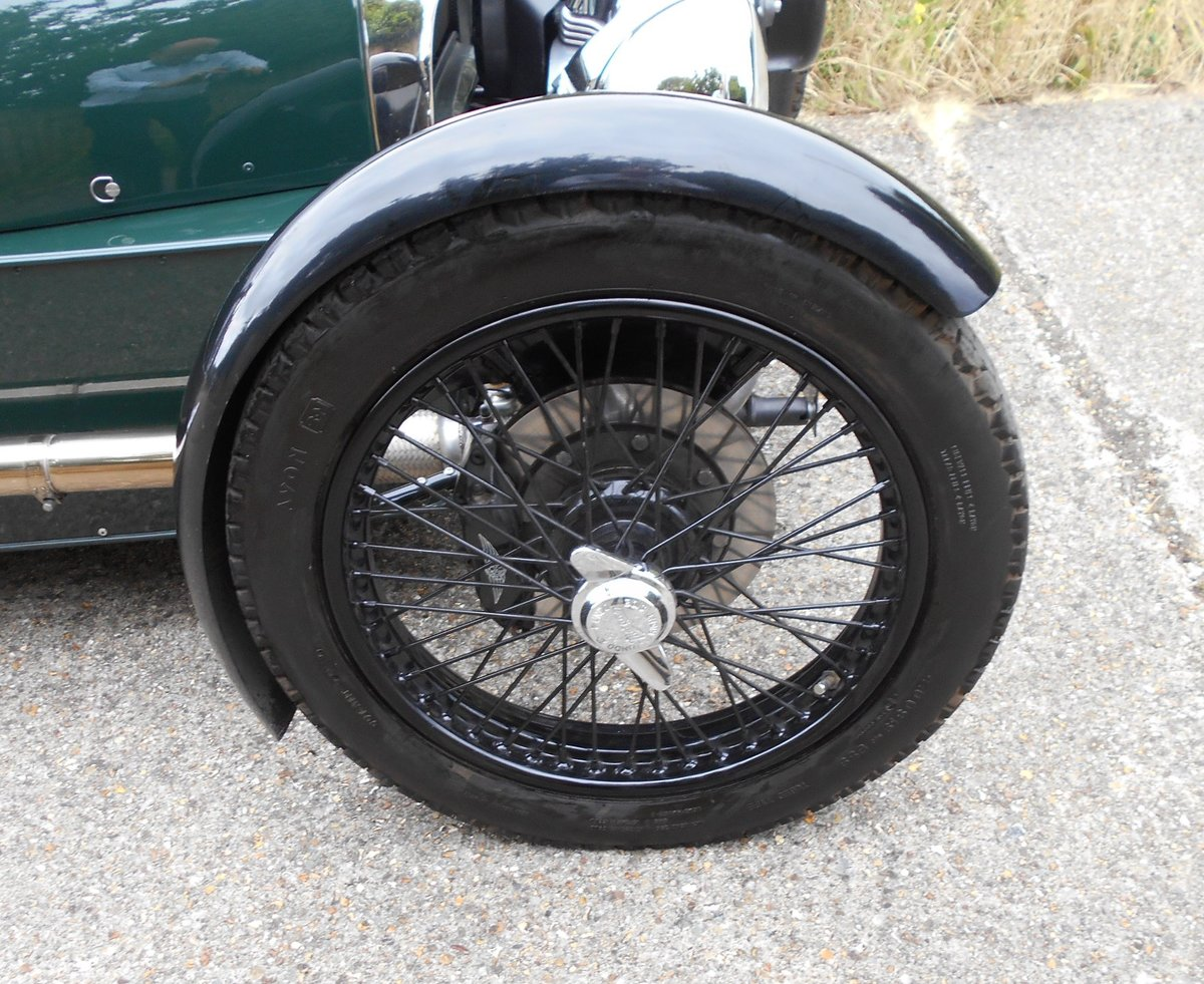 2012 Morgan 3 Wheeler For Sale (picture 11 of 12)