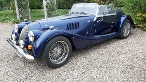 Picture of 2016 Morgan Roadster 3.7 Blue metallic, Biscuit leather