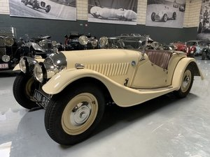 Picture of 1936 Morgan 4/4 Chassis Nr. 054 For Sale