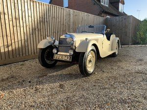 Picture of 1954 Morgan Plus Four Flat Rad for sale