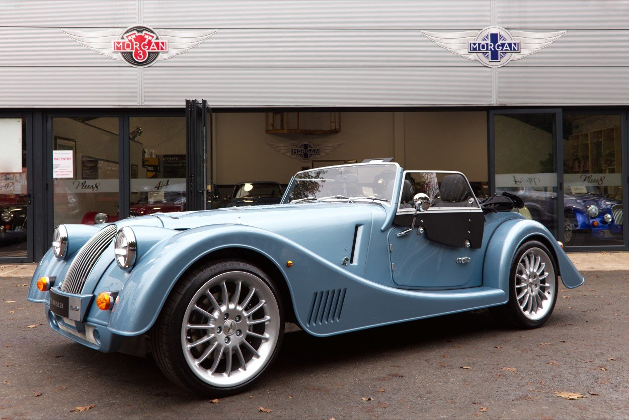2020 Morgan Plus Six NEW For Sale (picture 1 of 6)