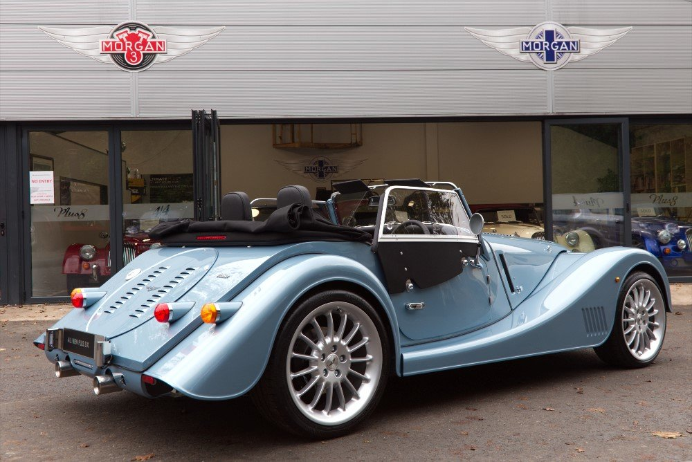 2020 Morgan Plus Six NEW For Sale (picture 2 of 6)