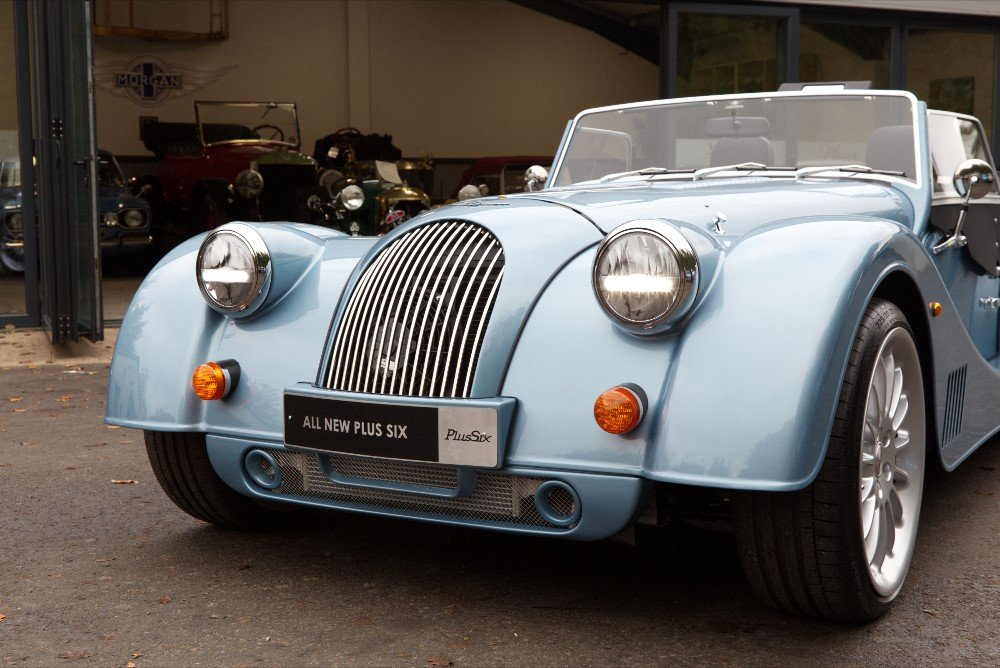 2020 Morgan Plus Six NEW For Sale (picture 5 of 6)