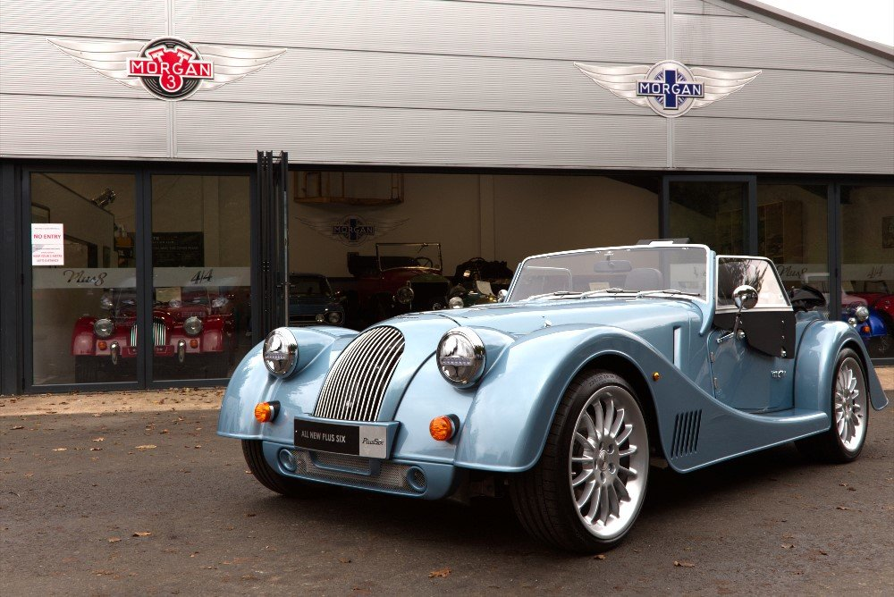 2020 Morgan Plus Six NEW For Sale (picture 6 of 6)