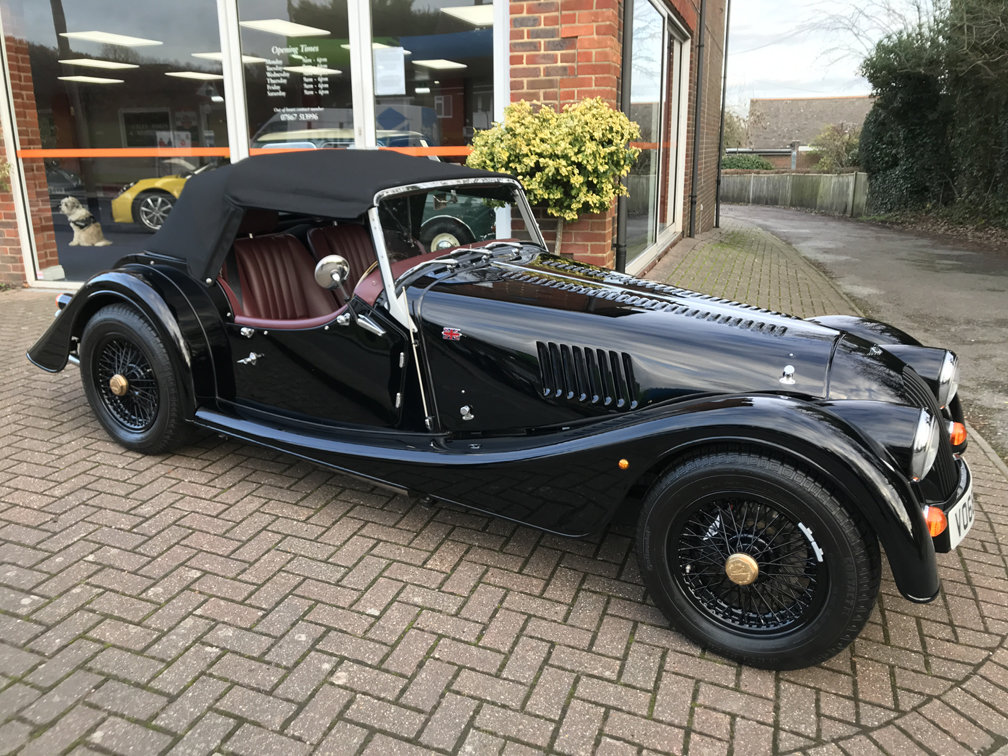 2018 MORGAN 4/4 1.6 2-SEATER (Just 1,900 miles from new) For Sale (picture 1 of 1)
