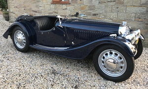 Picture of 1938 Morgan 44 Series 1 Roadster For Sale by Auction