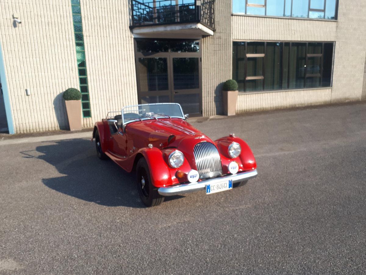1985 Morgan plus 4 cabrio rhd For Sale (picture 1 of 5)