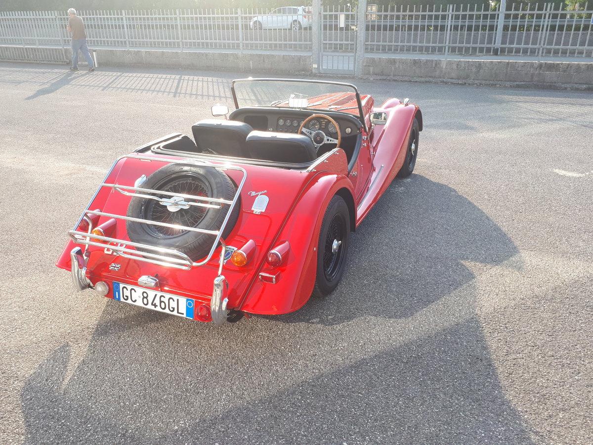 1985 Morgan plus 4 cabrio rhd For Sale (picture 2 of 5)