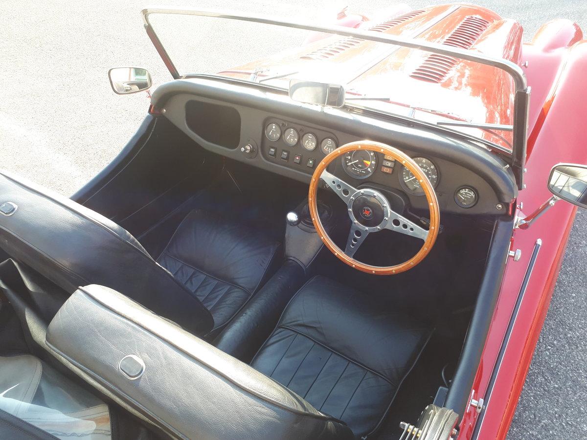 1985 Morgan plus 4 cabrio rhd For Sale (picture 3 of 5)