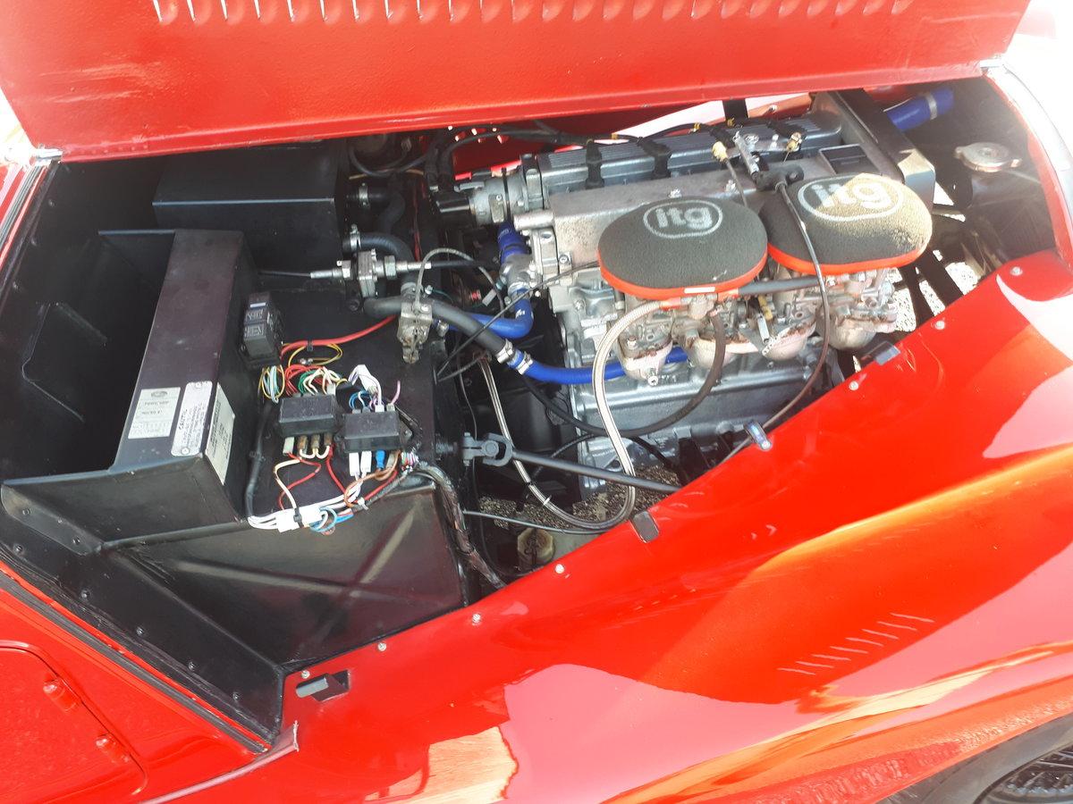 1985 Morgan plus 4 cabrio rhd For Sale (picture 5 of 5)