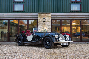 Picture of 2009 Morgan 3L V6 Roadster - Sport black/Mulberry For Sale